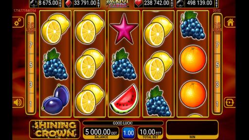 Shining Crown EGT Slot 1.2 1