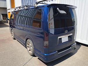 ハイエース  KDH200V superGL 2005 1型ディーゼルのカスタム事例画像 ゆうきさんの2018年08月26日11:42の投稿