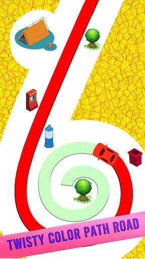 Line Color Game 3D apktram screenshots 9