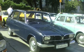 Renault 16 Rent Южен централен