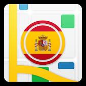 AppsMapper Spanien