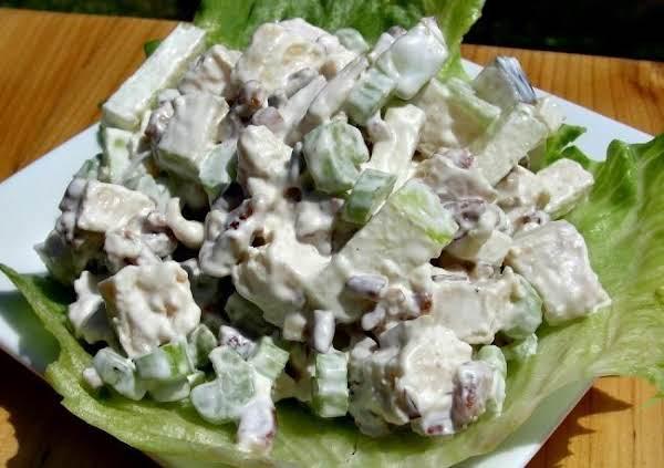 Wenatchee Salad (like A Waldorf)