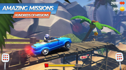 Racing Rocket : Parkour Rivals 1.0.3 screenshots 5