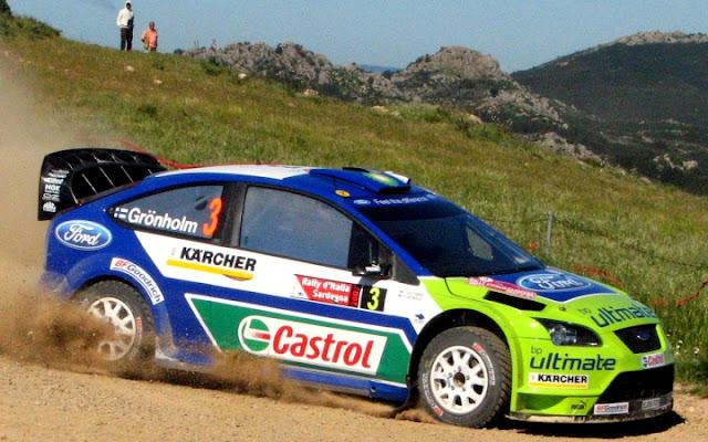 Rally made in sardinia di fabio1980