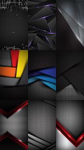 Black wallpapers (Amoled) - náhled