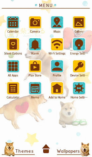 Cute Shiba Inu Maru Collage 1.0.0 Windows u7528 2
