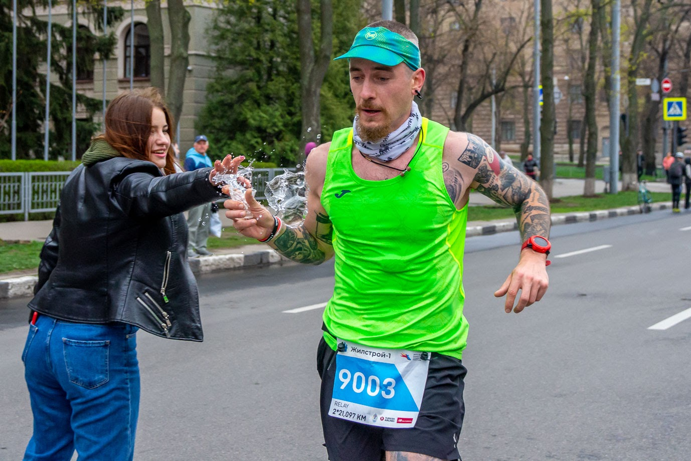 фотографии ZHYTLOBUD-1 Kharkiv International Marathon 2019