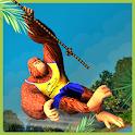 Monkey Stunt Run icon