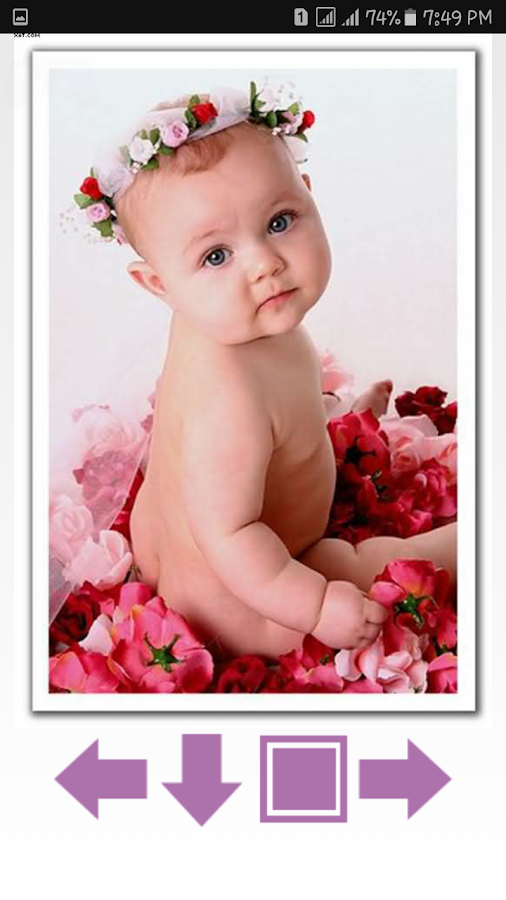 Cute baby wallpapers hd android apps on google play cute baby wallpapers hd screenshot voltagebd Image collections