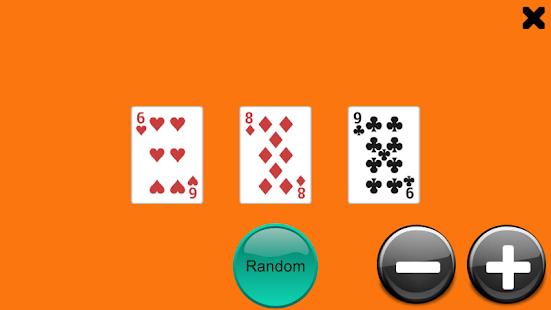 Random Cards - náhled