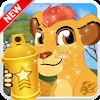 Brave Kion Gard Journey - Lion Forest Game APK