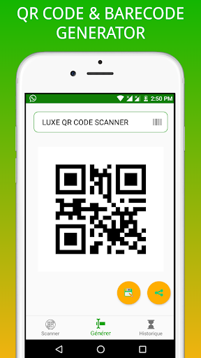 luxescan - qr code generator and scanner App Report on Mobile Action