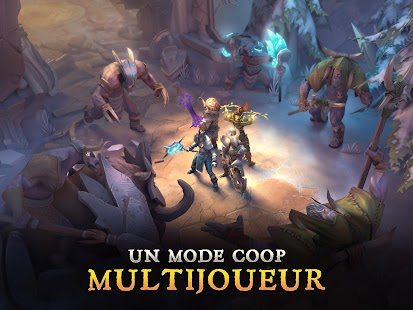 Dungeon Hunter 5 – Action RPG Capture d'écran