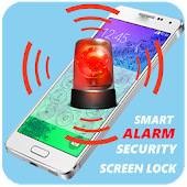 Screen Locker with Alarm