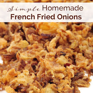 Real Food French-Fried Onions