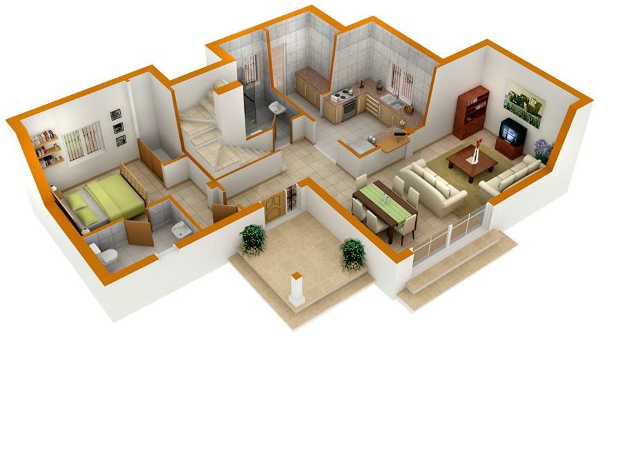 3d id es de plan de maison applications android sur - Application plan de maison ...