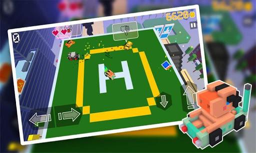 Bumper Cars Pixel Arena 1.9.2 screenshots 1