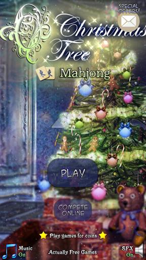 Hidden Mahjong: Christmas Tree