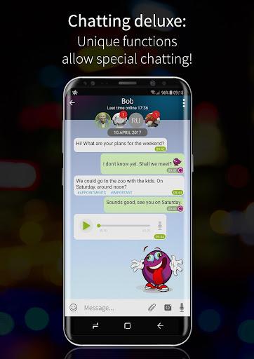 BubCon Messenger 1.4.245 screenshots 4