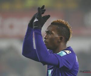 """Onyekuru : """"Anderlecht m'a fait manquer la Coupe du monde pour que je puisse rester un an de plus"""""""