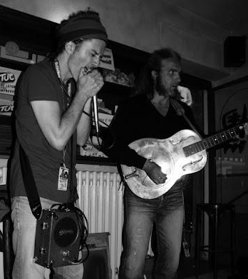 Old british blues di ELROBBA