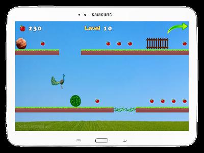 Peacock Jumping screenshot 11