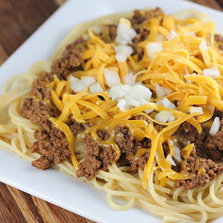 Slow Cooker Cincinnati Chili