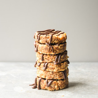 No Bake Clif Bar Cookies