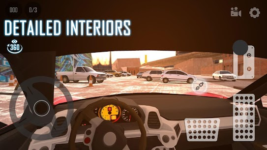 Real Car Parking 2017 Street 3D 1.5.1 (Unlimited Money) MOD Apk 5