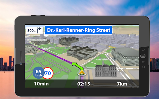 GPS Live Map Direction Navigation & Street View 3D 1.0.1 2