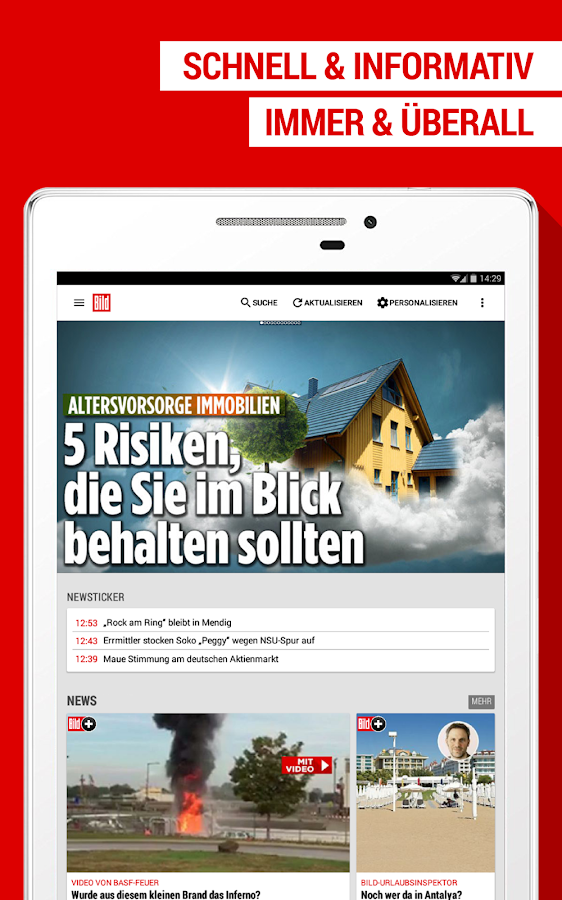 Bild Zeitung App Kostenlos