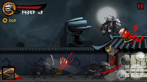 Ninja Revenge 1.2.3 screenshots 2