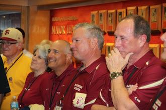 Photo: 2014 FSU Baseball Alumni Reunion held on April 5 during the Notre Dame series.