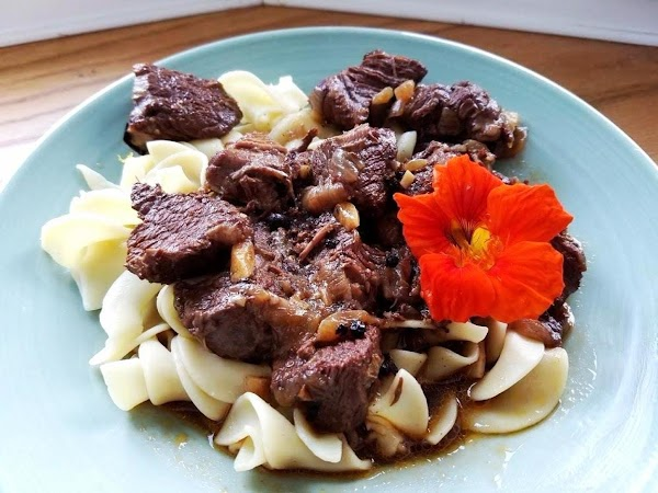 Easy Portuguese Slow Cooker Pot Roast (alcatra) Recipe