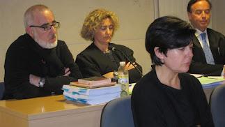 Rosario Porto, condenada por la muerte de su hija Asunta.