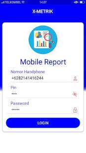 App xmetrik mobile APK for Windows Phone
