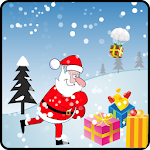 Santa Catch 2014 (Kids Games) Icon