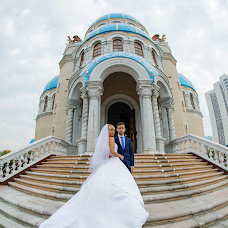 Wedding photographer Tina Markovkina (Shell). Photo of 02.12.2015