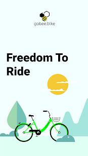 gobee.bike - náhled