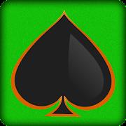 King spades - Call Bridge: Card Game