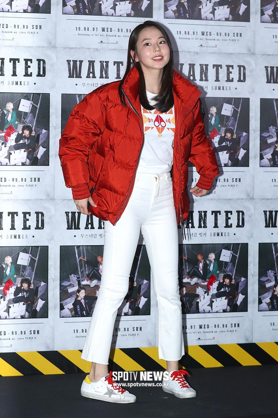 ahn sohee winter jacket summer 3