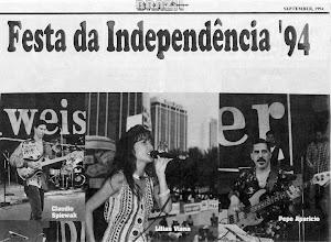 Photo: Festa da Independencia '94