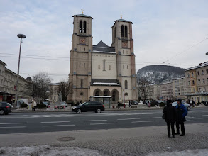 Photo: Salzburg, Andräkirche