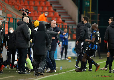 Het was flink hommeles tijdens bekerwedstrijd tussen Standard en Club Brugge, gevolgen nog steeds zichtbaar na slag