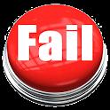Fail Button Bleep buzzer icon