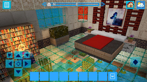 AdventureCraft: 3D Block Building & Survival Craft  14