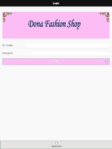 Dona Fashion Shop screenshot 2