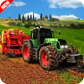 Farming Simulator Game 3D