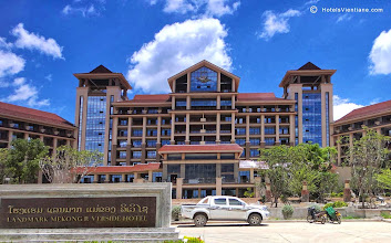 Photo: Landmark Mekong Riverside Hotel Vientiane