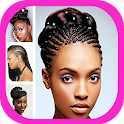 Donne africane HairStyle 2017 icon
